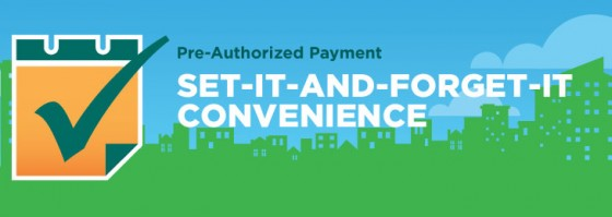 Pre-Authorized Debit Agreement with the CRA